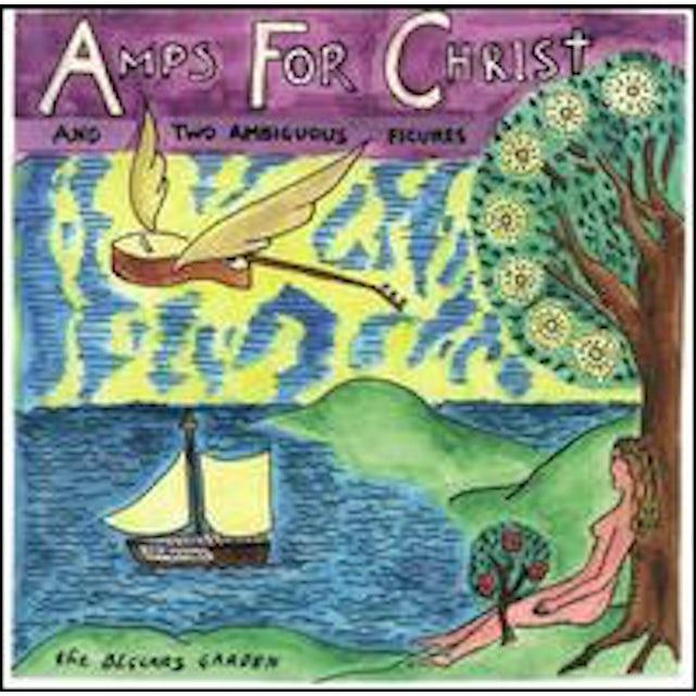 Amps For Christ BEGGARS GARDEN CD