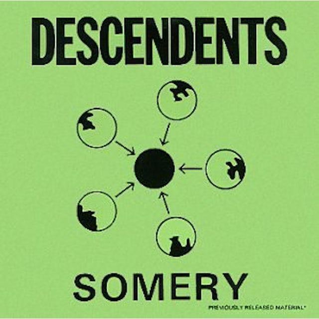Descendents SOMERY Vinyl Record