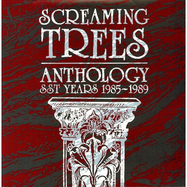 Screaming Trees ANTHOLOGY Vinyl Record