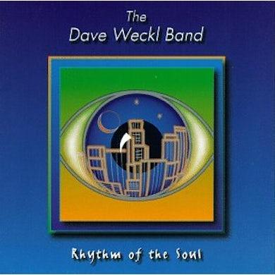 Dave Weckl RHYTHM OF SOUL CD