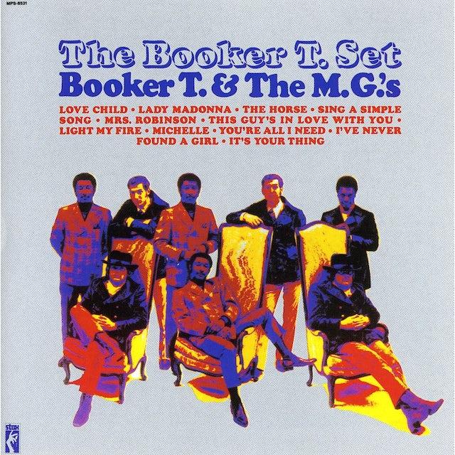 Booker T. & the M.G.'s BOOKER T. SET CD