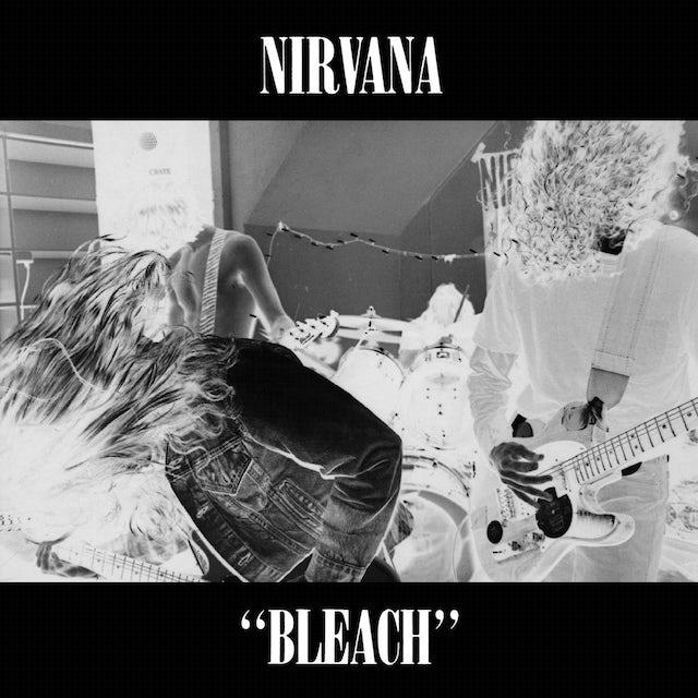 Nirvana BLEACH Vinyl Record