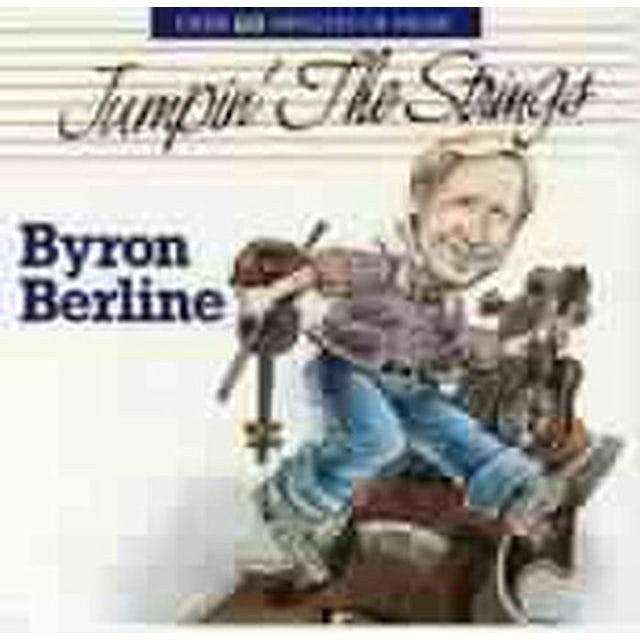 Byron Berline JUMPIN THE STRINGS CD