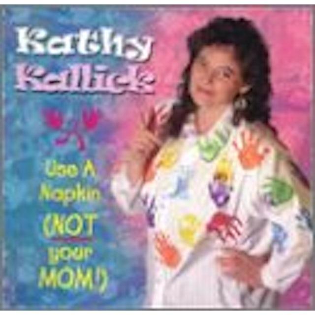Kathy Kallick USE A NAPKIN CD