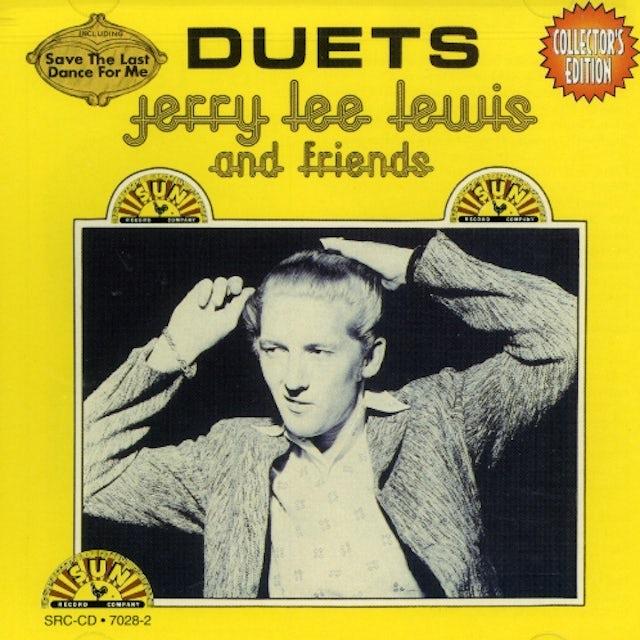 Jerry Lee Lewis DUETS CD