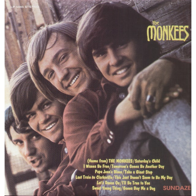 The Monkees Vinyl Record