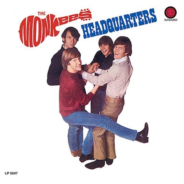 The Monkees HEADQUARTERS Vinyl Record
