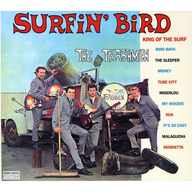 The Trashmen SURFIN BIRD CD