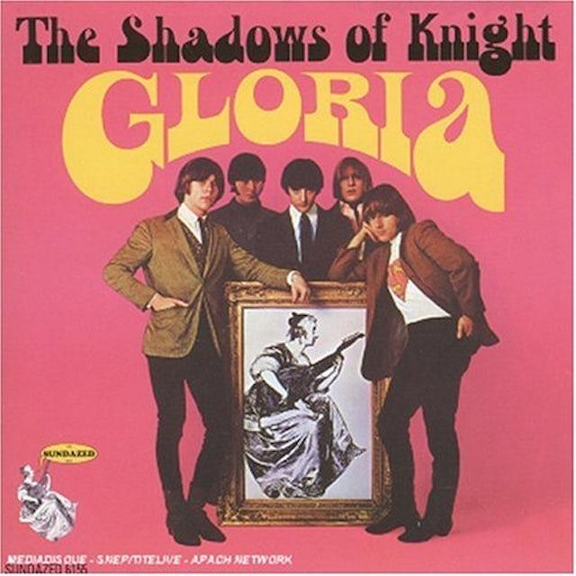 The Shadows Of Knight GLORIA CD