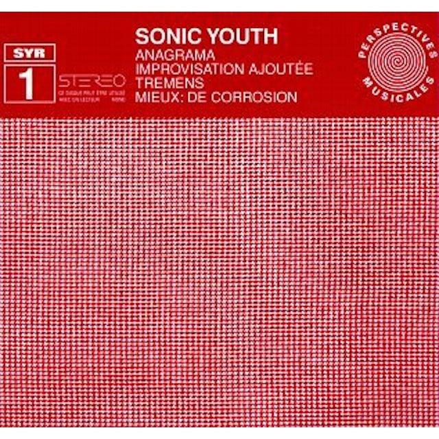 Sonic Youth ANAGRAMA CD