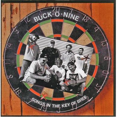 Buck-O-Nine SONGS IN THE KEY OF BREE CD