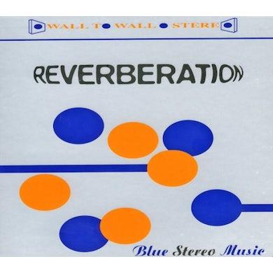 Reverberation BLUE STEREO MUSIC CD