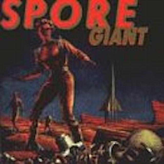 Spore GIANT Vinyl Record