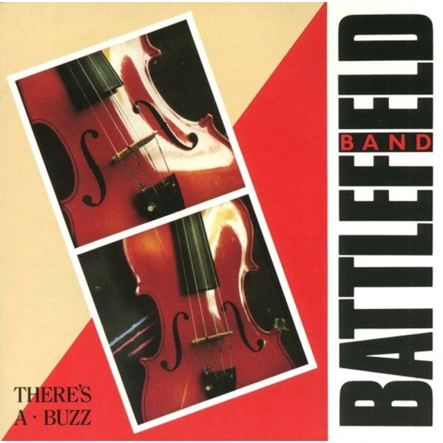 Battlefield Band THERE'S A BUZZ CD