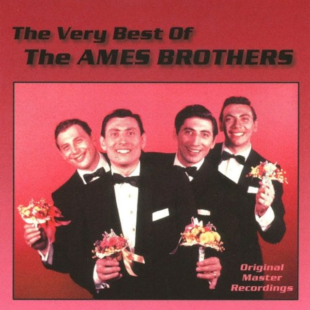 Ames Brothers VERY BEST OF CD