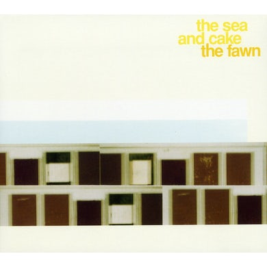 The Sea and Cake FAWN CD