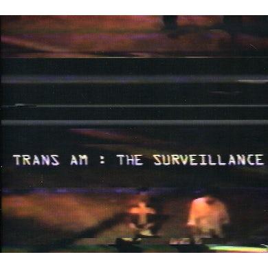 Trans Am SURVEILLANCE CD