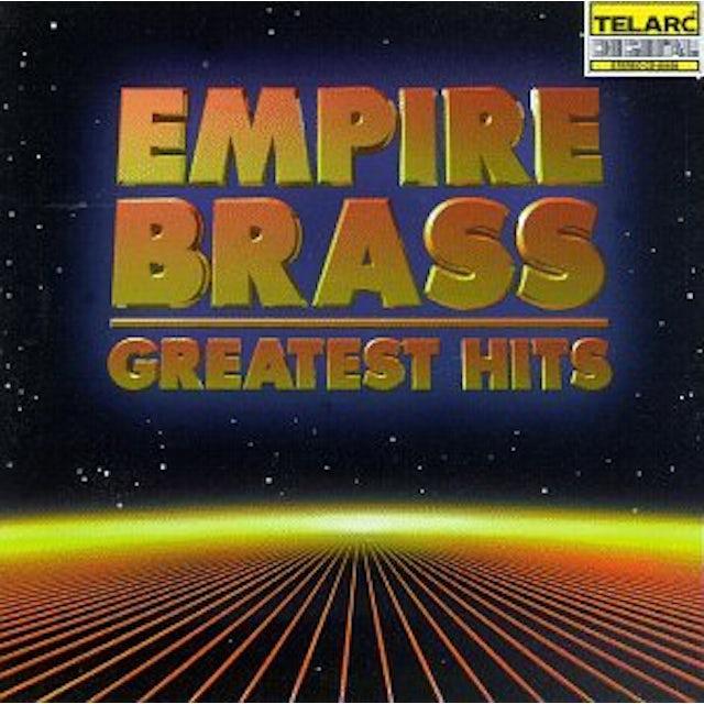 Empire Brass GREATEST HITS CD