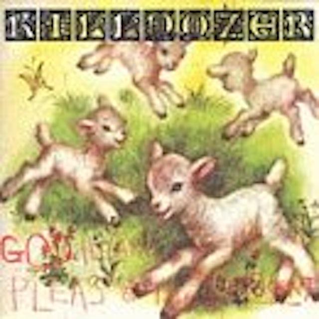 Killdozer GOD HEARS PLEAS OF THE INNOCENT Vinyl Record