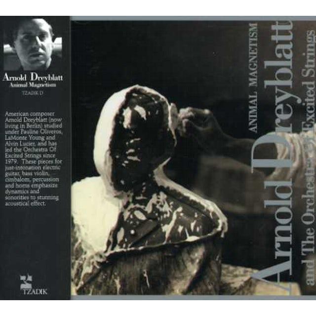 Arnold Dreyblatt ANIMAL MAGNETISM CD