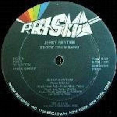 Erotic Drum Band LOVE DISCO STYLE Vinyl Record