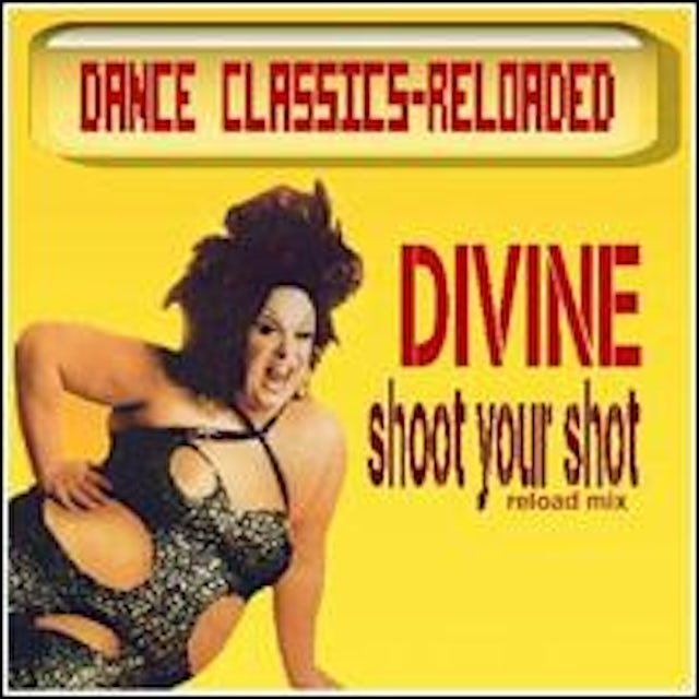 Divine SHOOT YOUR SHOT Vinyl Record