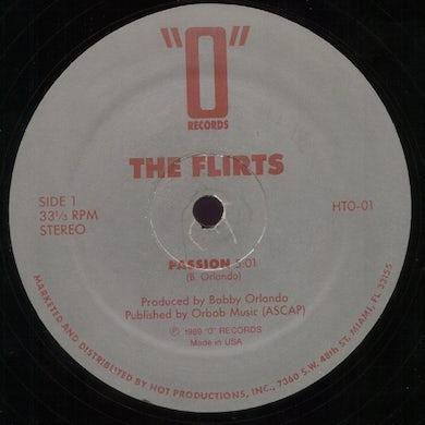 Flirts DANGER / PASSION Vinyl Record - Canada Release