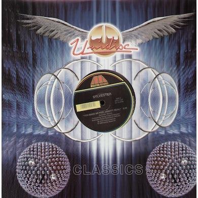 Sylvester YOU MAKE ME FEEL / BODY STRONG Vinyl Record - Canada Release