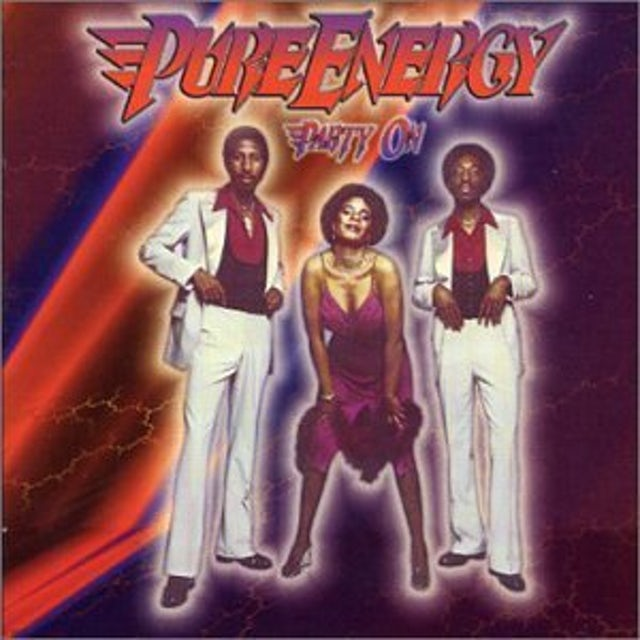 Pure Energy PARTY ON CD