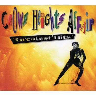 Crown Heights Affair GREATEST HITS CD
