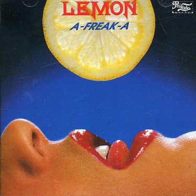Lemon FREAK A CD