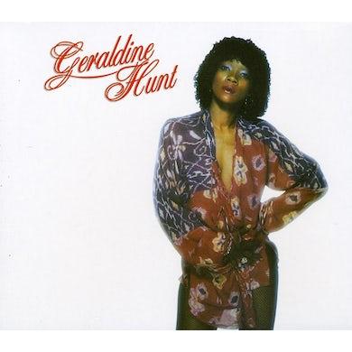 Geraldine Hunt CAN'T FAKE THE FEELING CD