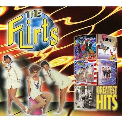 Flirts GREATEST HITS CD