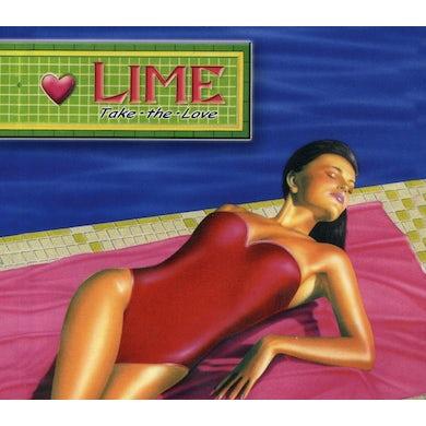 Lime TAKE THE LOVE CD
