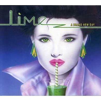 Lime BRAND NEW DAY CD