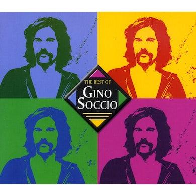 Gino Soccio BEST OF CD