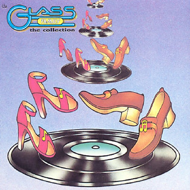 Glass Family COLLECTION CD