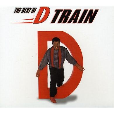 D Train GREATEST HITS CD