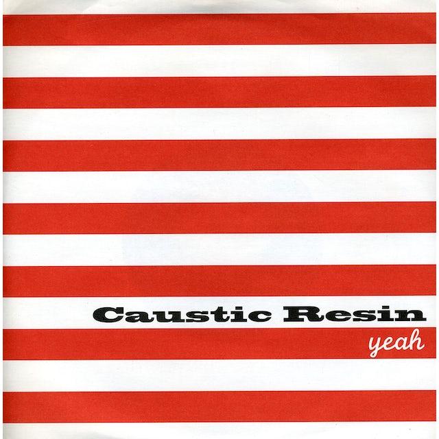 Caustic Resin YEAH RIGHT 1 Vinyl Record