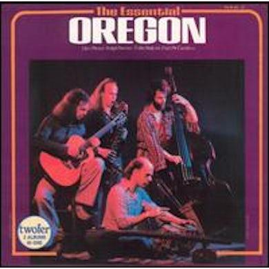 Oregon ESSENTIAL CD