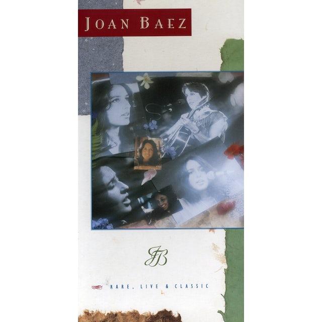 Joan Baez RARE LIVE & CLASSIC CD