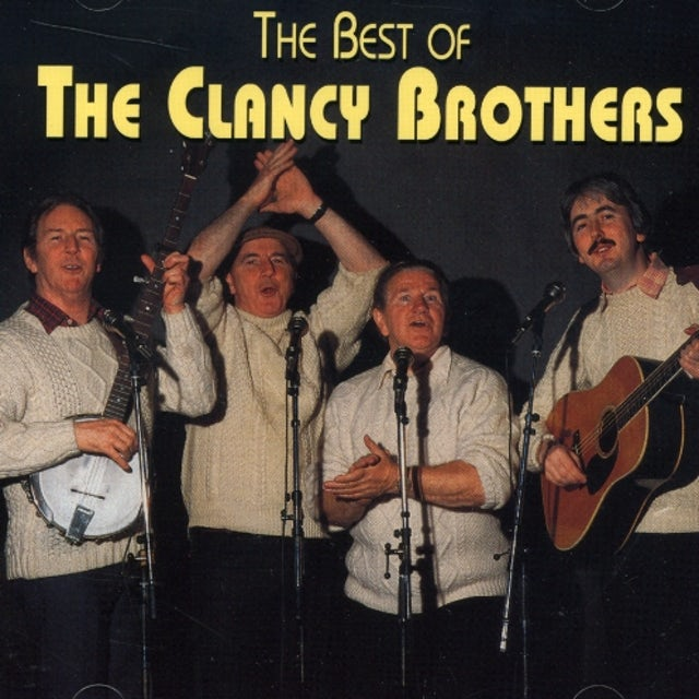 BEST OF CLANCY BROTHERS CD