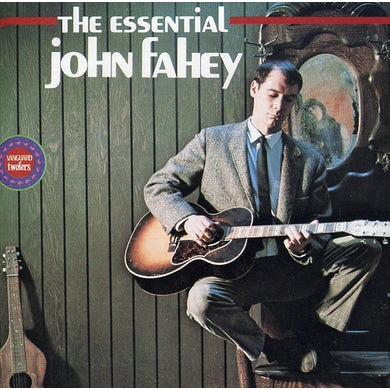 John Fahey ESSENTIAL CD