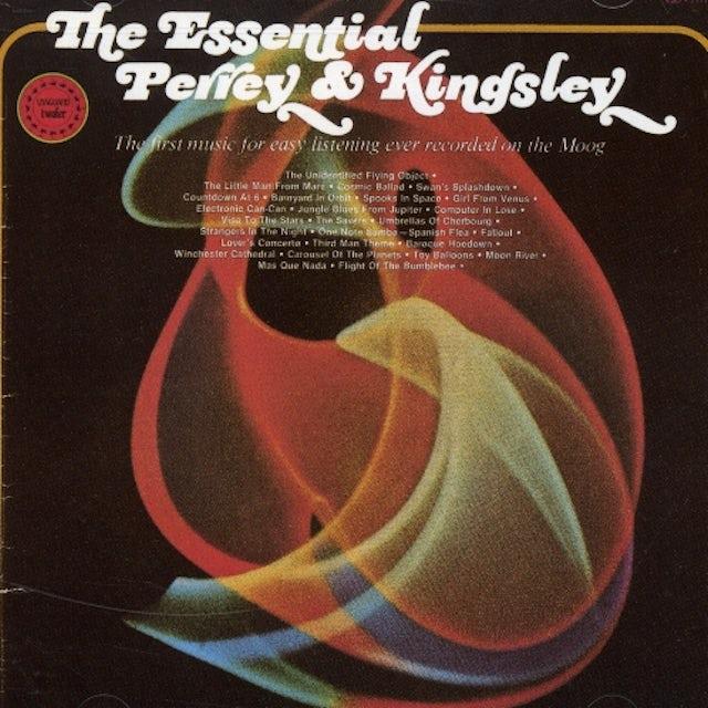 Perrey & Kingsley ESSENTIAL CD