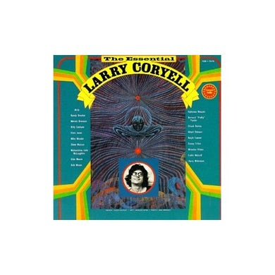 Larry Coryell ESSENTIAL CD