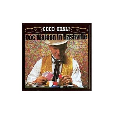 Doc Watson IN NASHVILLE GOOD DEAL CD