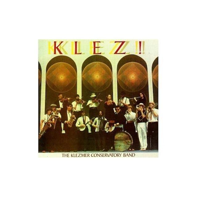 Klezmer Conservatory Band KLEZ CD