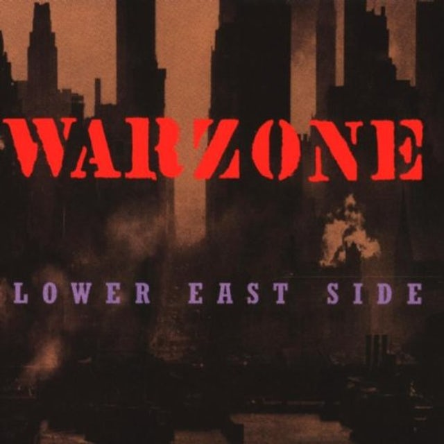 Warzone LOWER EAST SIDE CD