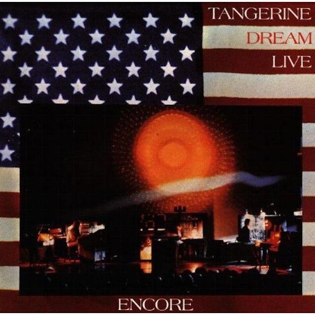 Tangerine Dream ENCORE: LIVE CD
