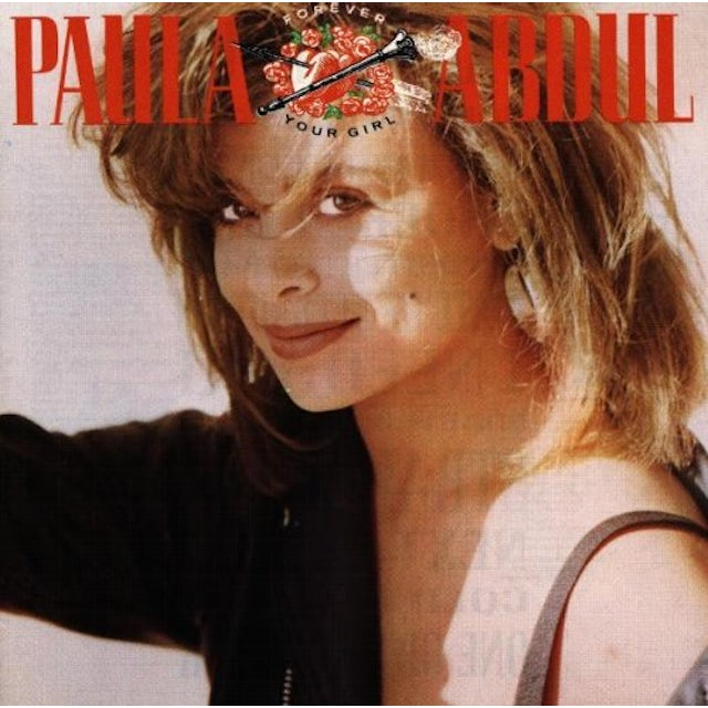 Paula Abdul FOREVER YOUR GIRL CD
